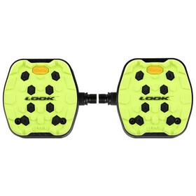Look Trail Grip Pedals lime